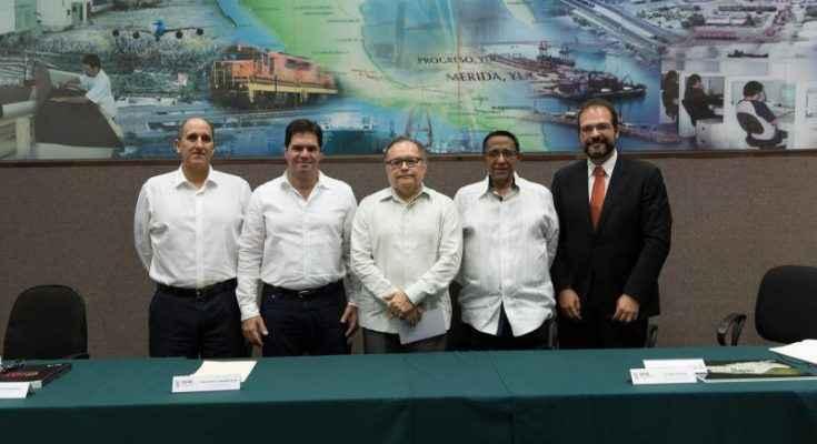 Anuncian construcción de parque industrial en Yucatán
