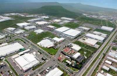 Espacios industriales crecieron en Monterrey