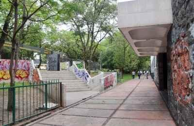Renovarán Paseo de las Facultades en CU