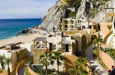 Los Cabos tienen varios de los mejores hoteles de México