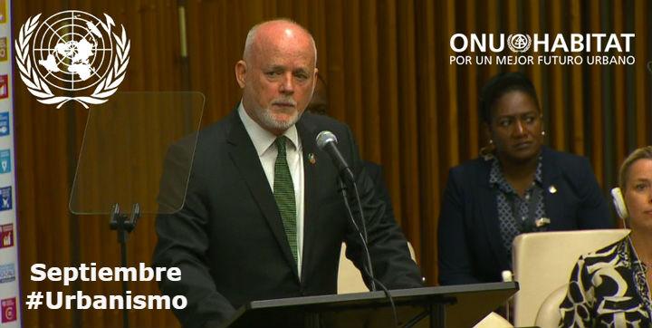 #LoMejorDelAño Buscan reiterar compromiso de ONU con las ciudades