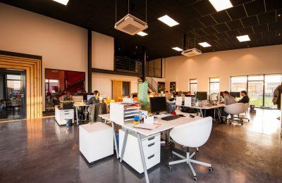 Repunta la búsqueda de oficinas a través del comercio electrónico