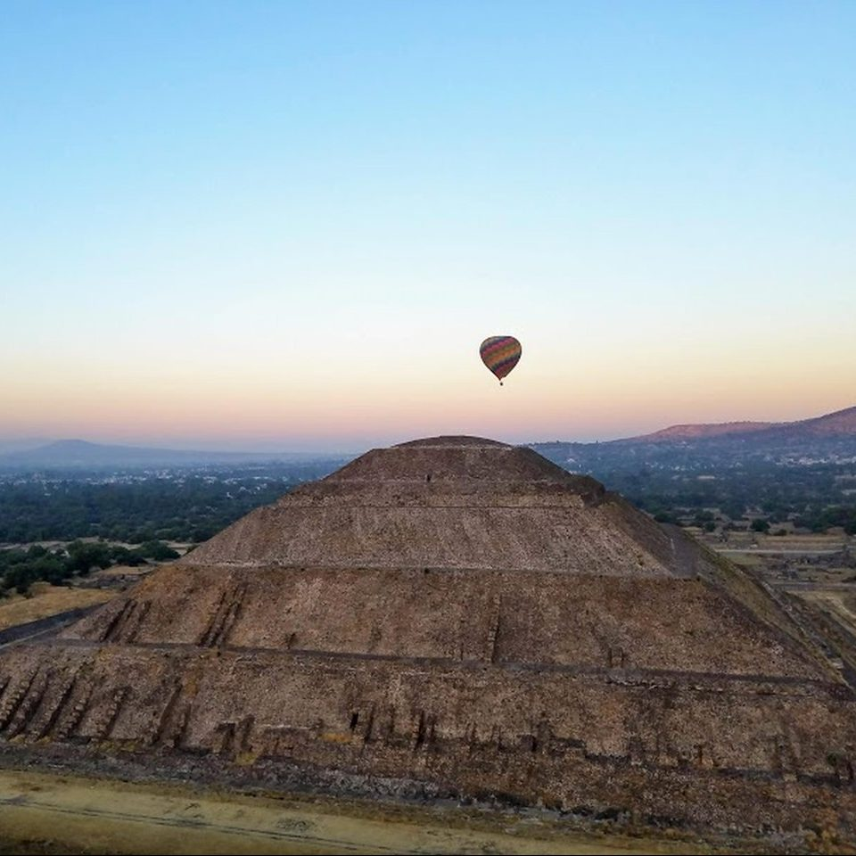 INAH prepara aplicación digital para visitar Teotihuacán de manera virtual