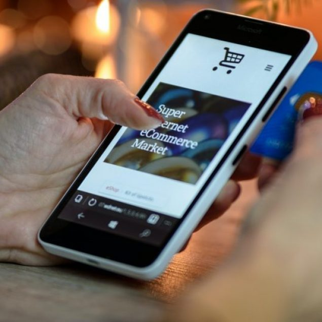Ventas de supermercados en línea aumentó 250% a raíz del confinamiento
