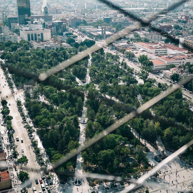 GCDMX presenta publicación sobre la historia de la Alameda Central