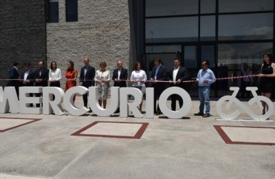 SLP: Grupo Mercurio invierte 500 mdp en parque industrial