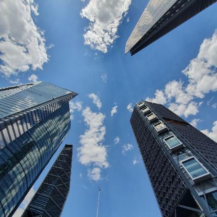 Desocupación de oficinas en CDMX continúa durante 2021