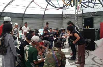 Participan ciudadanos en PlanCDMX