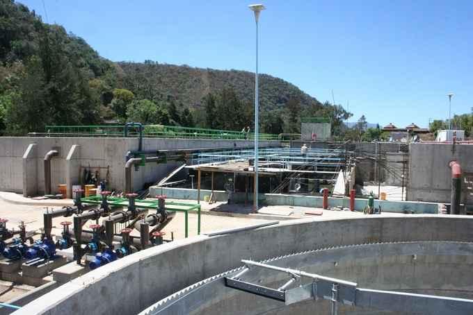 Edomex incrementa infraestructura para tratamiento de aguas residuales