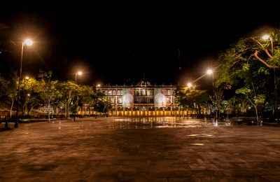 Concluyen rehabilitación de Plaza de Armas