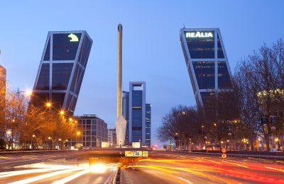 'Paseo de la Castellana' tendrá espacios peatonales y ciclistas