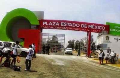 Continúa la construcción de Plazas Estado de México