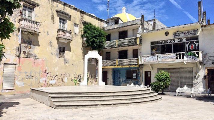 Historias y anécdotas detienen deterioro urbano: Gutiérrez