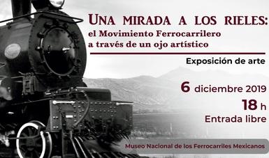 Conmemoran Huelga ferrocarrilera con exposición en Puebla
