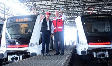Casi lista Línea 3 de Tren Ligero de Guadalajara: SCT