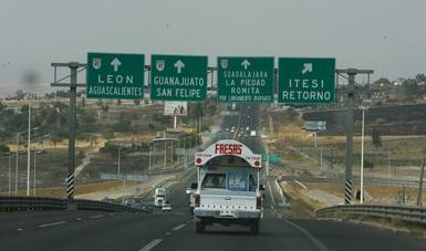Mejoraron más de 1,000 kilómetros de carreteras en Guanajuato
