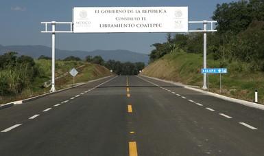 Modernizaron principales vías de comunicación en Veracruz