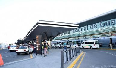 Modernizaron 28 aeropuertos durante sexenio actual