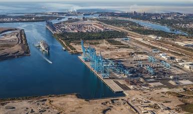 Destaca México por desarrollo de infraestructura portuaria