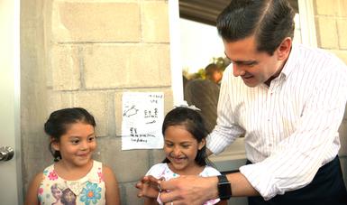 Entregan viviendas a afectados por el sismo en Chiapas