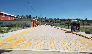 Sedatu realiza mejoras urbanas en municipios de Tlaxcala