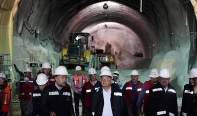 SOBSE presenta ampliación de Línea 12 del Metro