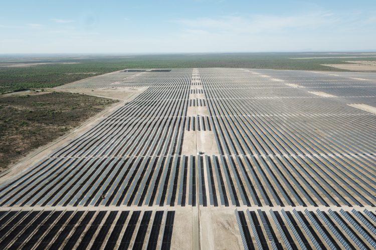 Potrero Solar: nuevo parque solar en México