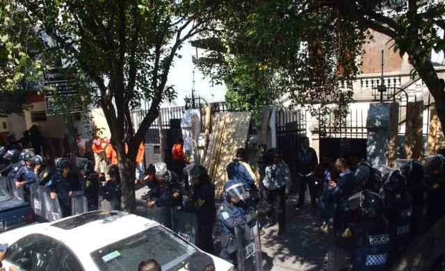 Gobierno recupera predio en la colonia Roma