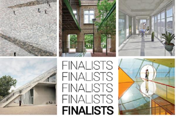 Anuncian a los 5 finalistas del Premio Mies Van Der Rohe 2019