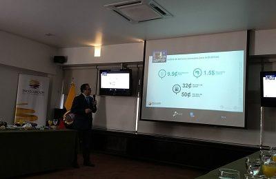 Gobierno ecuatoriano busca a empresas mexicanas