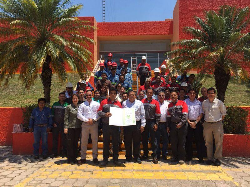 Empresas en Tabasco recibieron certificados de Industria Limpia