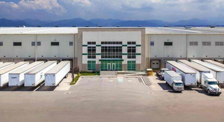 Fibra Prologis compró edificio en Prologis Park Toluca