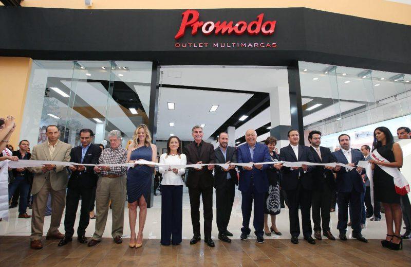 Amplían centro comercial Outlet Puebla Premier