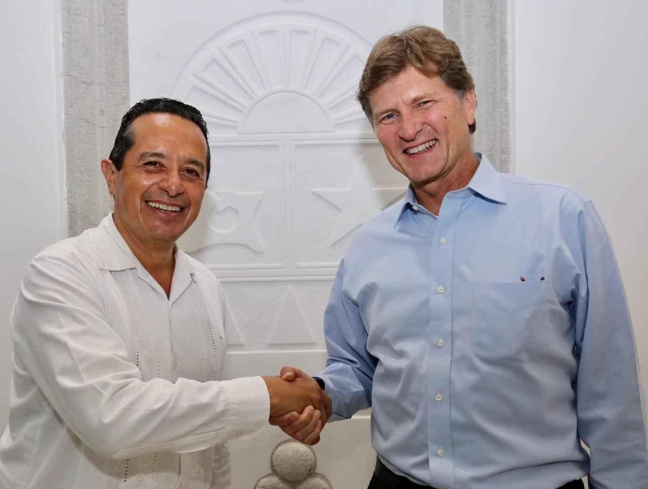Pro Quintana Roo buscará establecer APP en la entidad