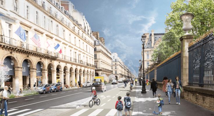 Crean proyectos para evitar el uso de automóviles