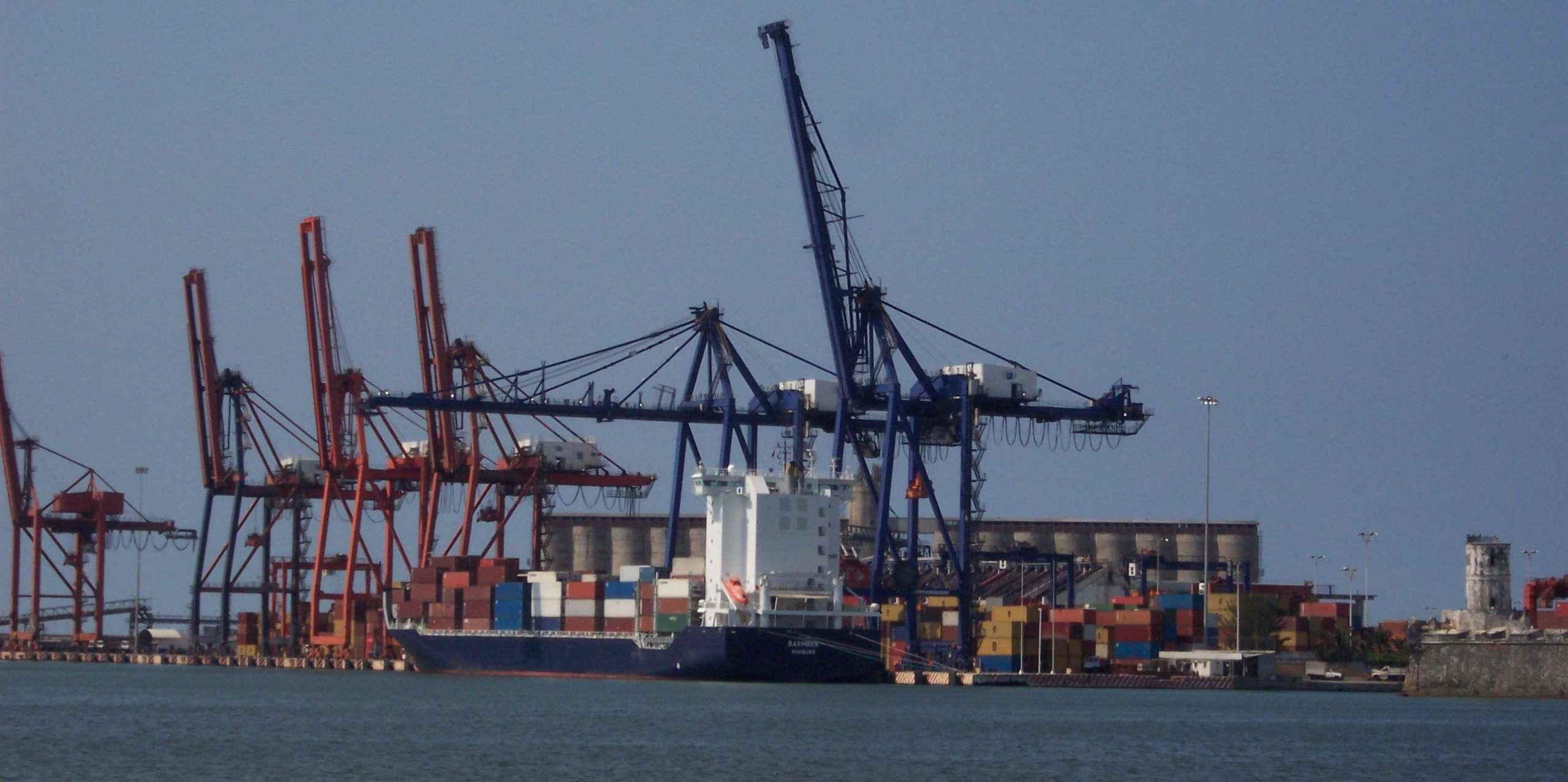 Avanza ampliación del nuevo Puerto de Veracruz