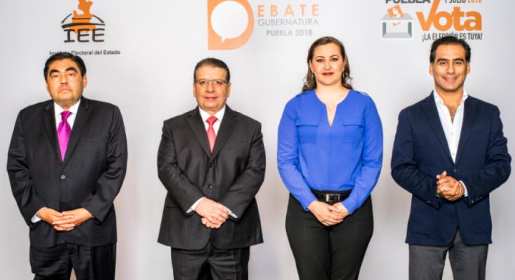 Señala Canadevi Puebla deficiencias en debate por gubernatura