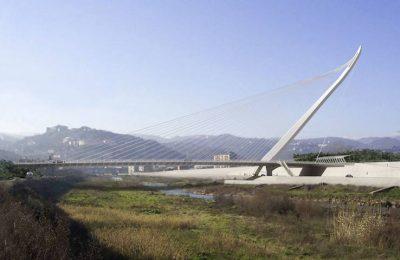 Italia estrena puente diseñado por el arquitecto Santiago Calatrava