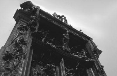 Fundación Mapfre monta en Barcelona 'El Infierno según Rodin'