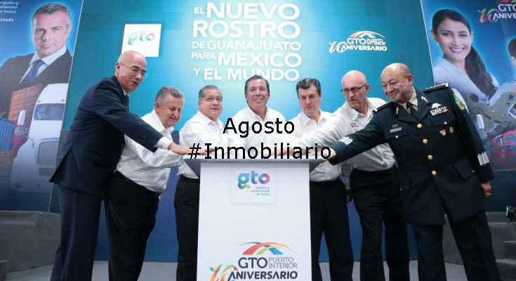 Lo Mejor del Año: Celebran 10 años del centro Guanajuato Puerto Interior