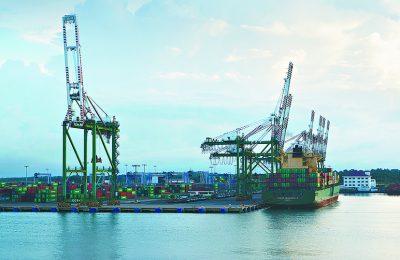 SCT invierte casi 13 mil mdp en consolidación de puertos