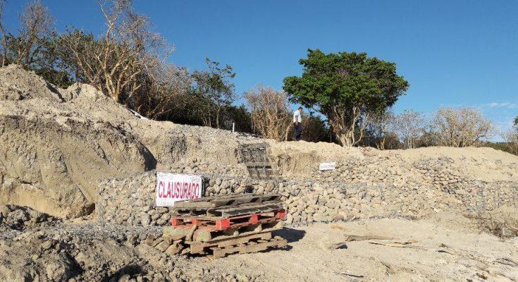 Clausuran obras del 'Ritz Carlton Resort' de Punta Mita