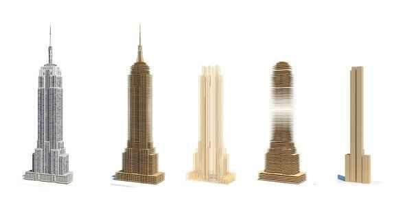Construir con madera, nuevo reto arquitectónico