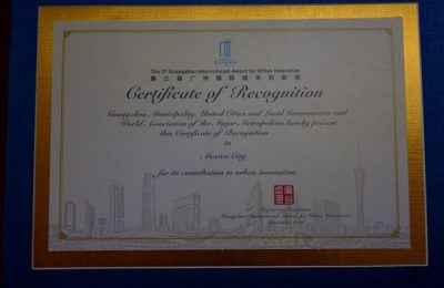Mapatón CDMX recibe reconocimiento en China