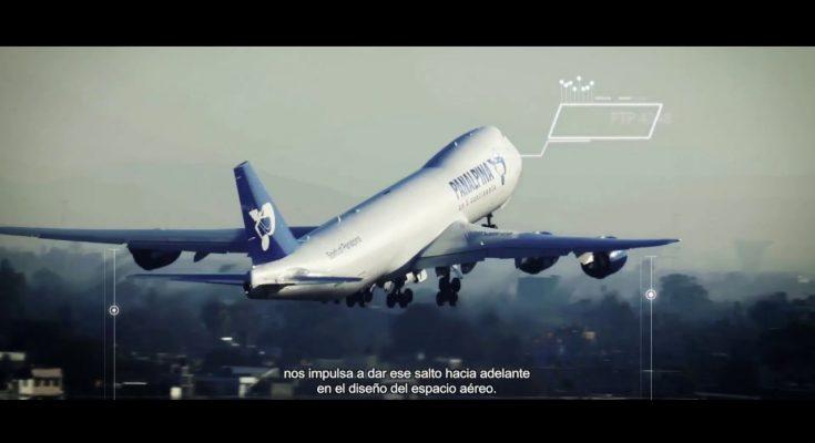 SENEAM presenta rediseño del espacio aéreo metropolitano