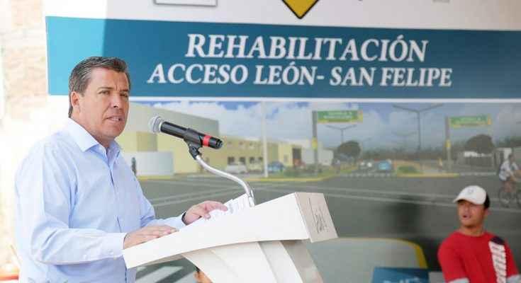 Inicia rehabilitación urbana en León