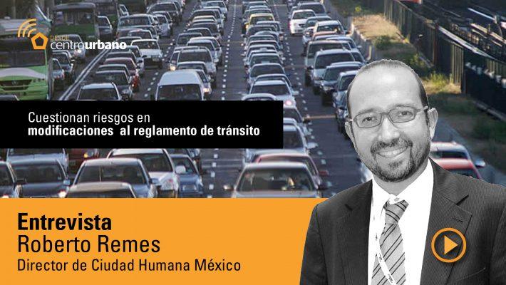 ▶️VIDEO | Cuestionan riesgos con modificaciones al reglamento de tránsito