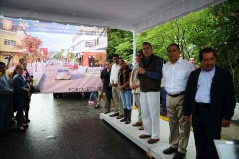 Inician remodelación en Chilpancingo