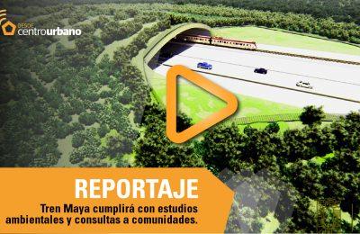 ▶️VIDEO | Tren Maya cumplirá con estudios de impacto ambiental