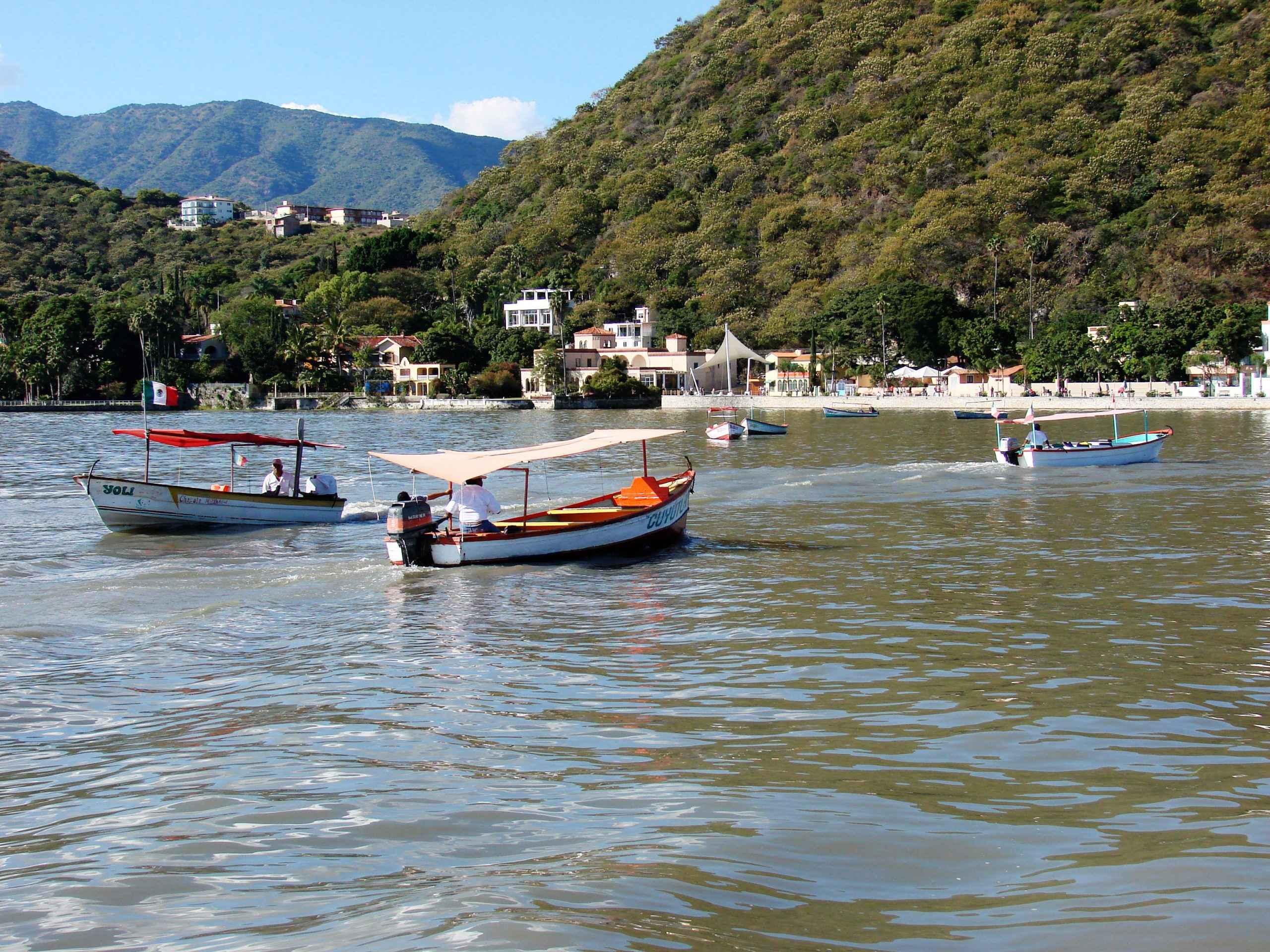 Planean rescatar el Lago de Chapala